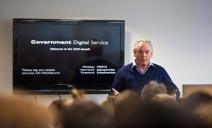 Minister for Cabinet Office, Francis Maude at GDS launch c. Paul_Clarke