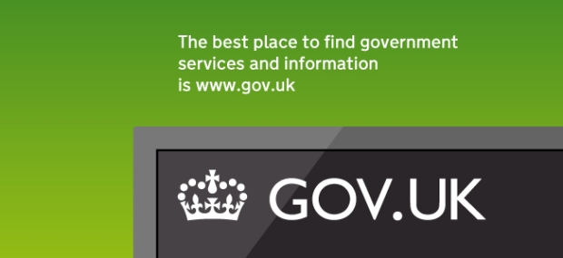 GOV UK website logo