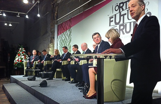 Photo of the Northern Future Forum