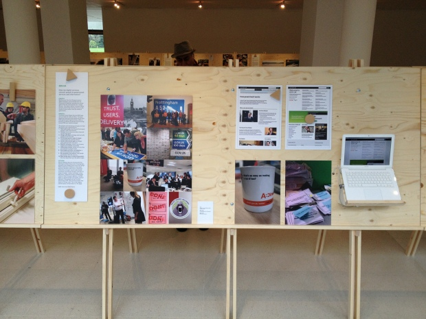 Design that makes a Difference exhibition