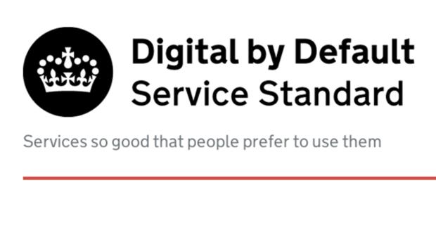Service manual logo