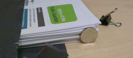 Paper forms for lasting power of attorney